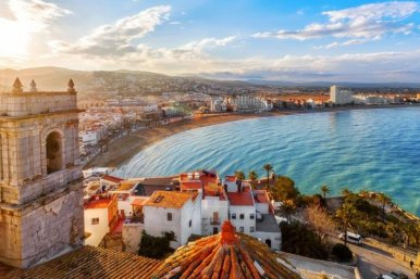 Baştan Başa İspanya Turu | PGS HY