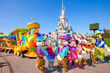 Disneyland & Paris Turu | THY